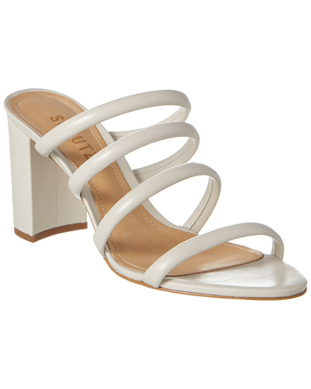 Schutz Felisa Leather Sandal