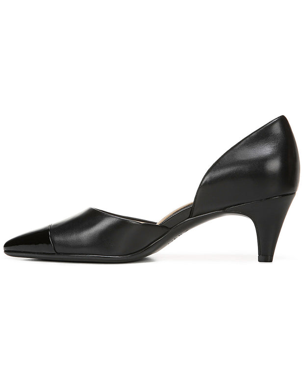 Naturalizer Barb Leather Pump