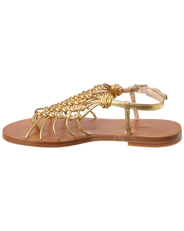 Stuart Weitzman Seaside Leather Sandal