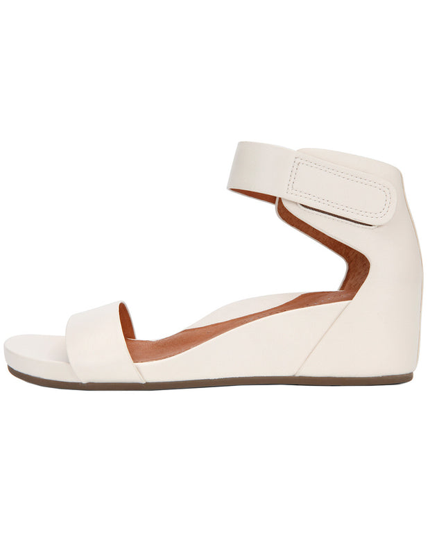 Gentle Souls Gianna Leather Wedge Sandal
