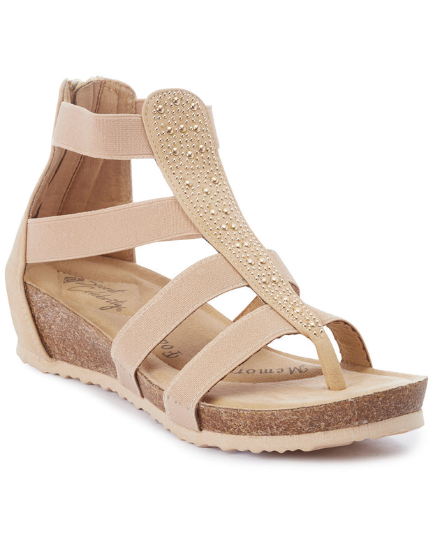 Secret Celebrity Tough Cookie Sandal