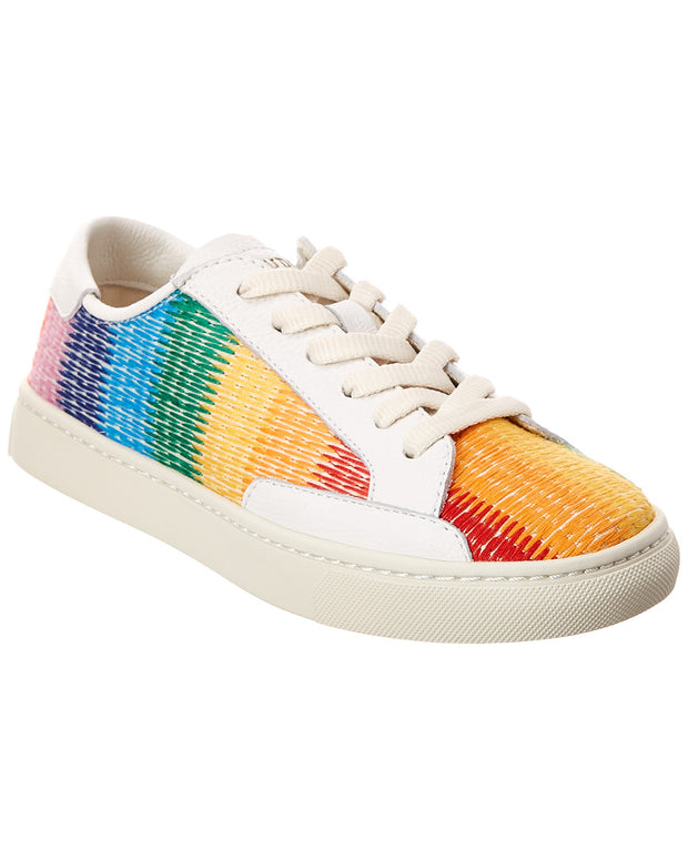 Soludos Ombre Ibiza Leather Sneaker