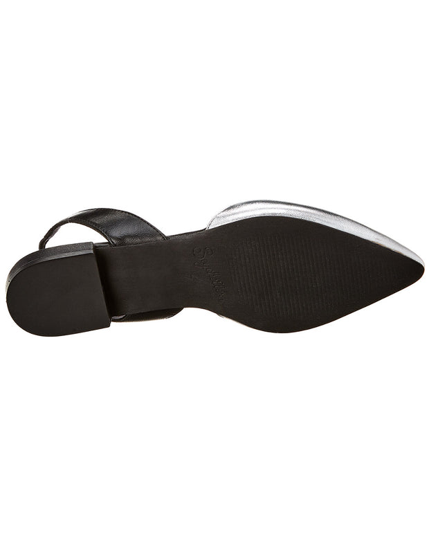 Seychelles Pipeline Leather Flat