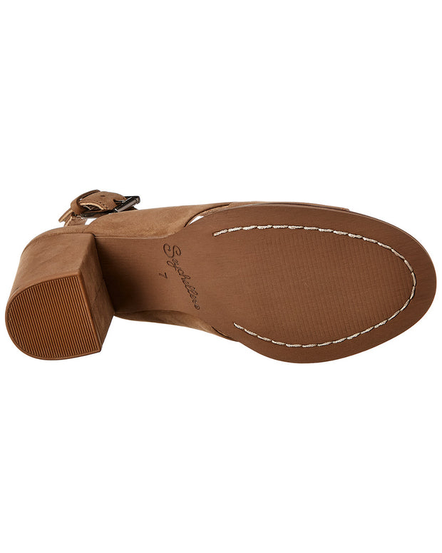 Seychelles Sandbar Leather Sandal