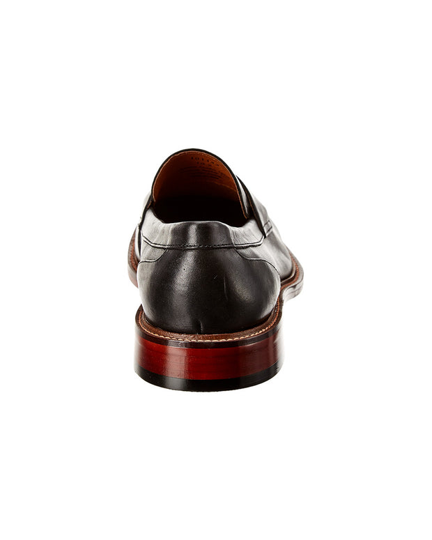Winthrop Shoes Leather Penny Loafer