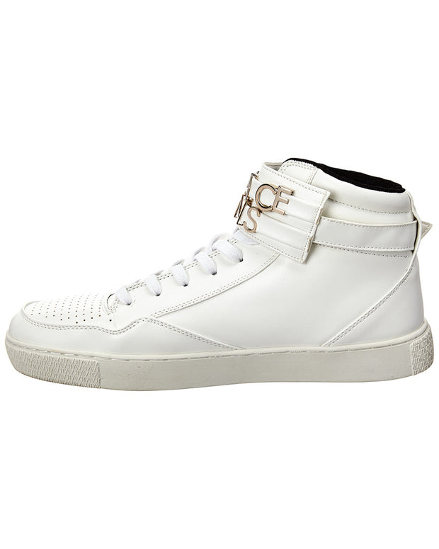 Versace Jeans Leather Sneaker