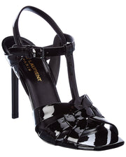 Saint Laurent Tribute 105 Patent Sandal