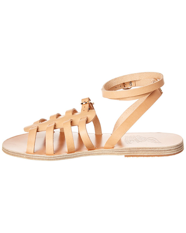 Ancient Greek Sandals Othoinoi Leather Sandal