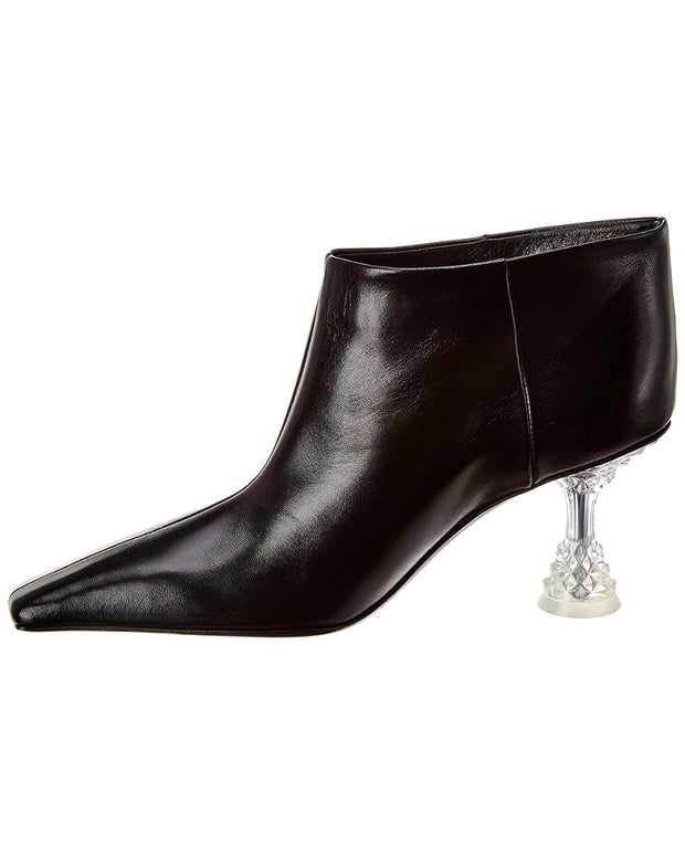 Celine Leather Bootie