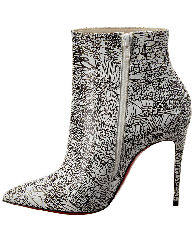 Christian Louboutin So Kate 100 Leather Bootie