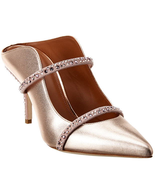 Malone Souliers Maureen 70 Leather Mule