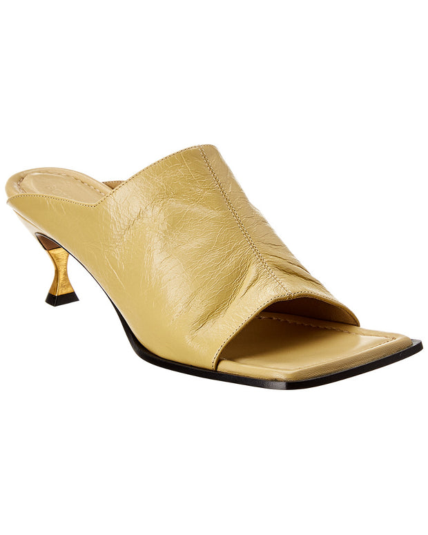Bottega Veneta Leather Sandal