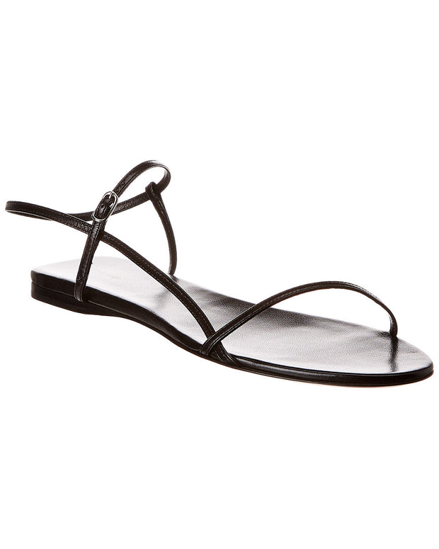 The Row Bare Leather Sandal
