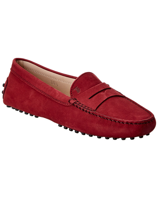 Tods Suede Loafer
