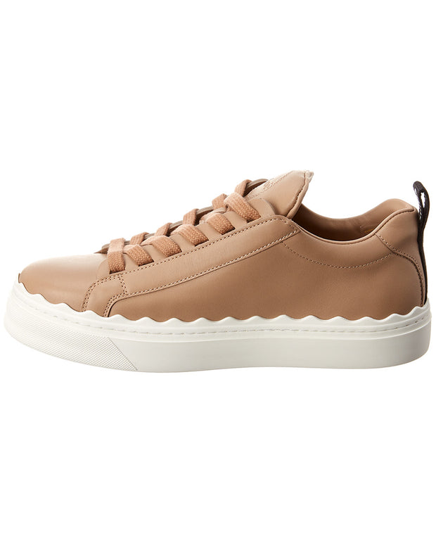 Chloe Lauren Leather Sneaker