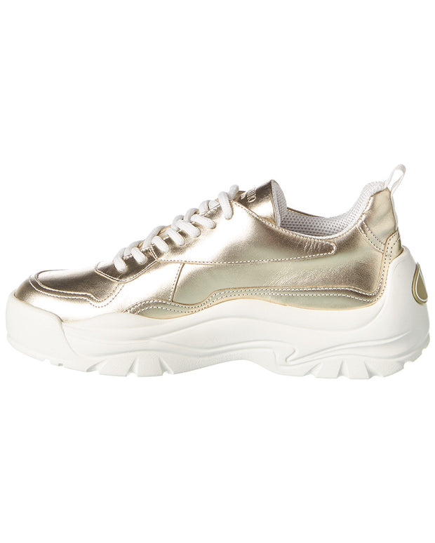 Valentino Chunky Leather Sneaker