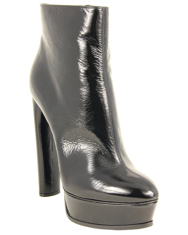 Cassadei Leather Bootie