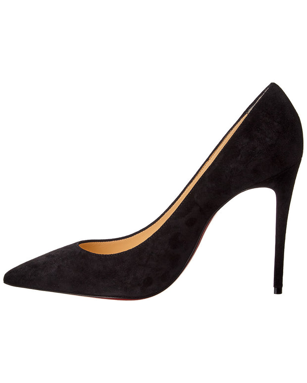 Christian Louboutin Kate 100 Suede Pump