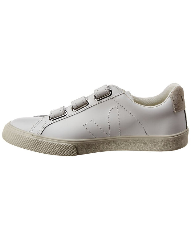 Veja Esplar 3-Lock Leather Sneaker