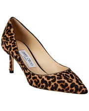Jimmy Choo Romy 60 Haircalf Pump