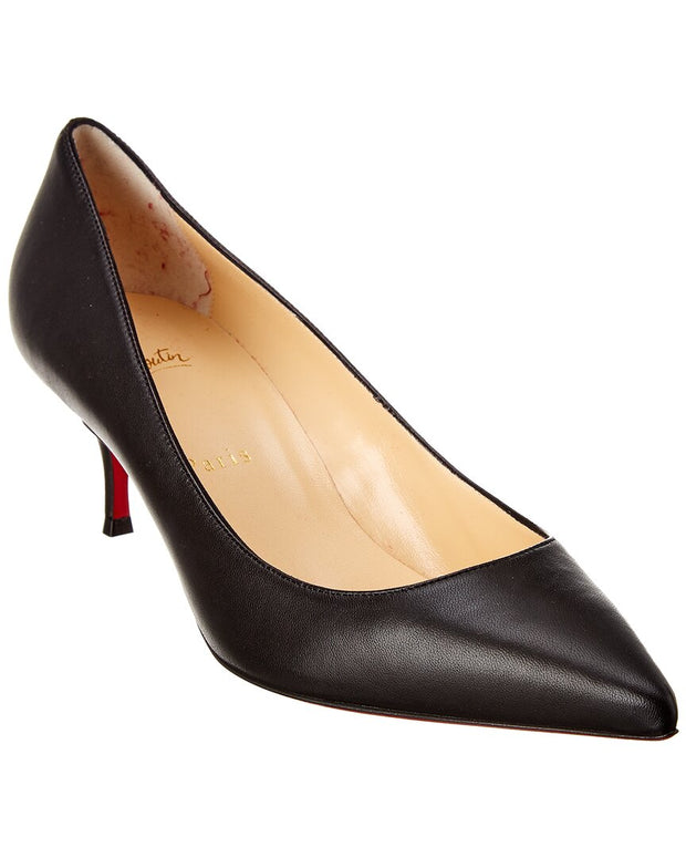 Christian Louboutin Kate 55 Leather Pump