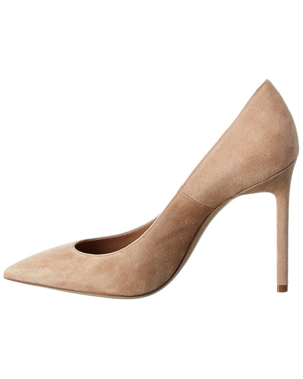 Saint Laurent 100 Suede Pump