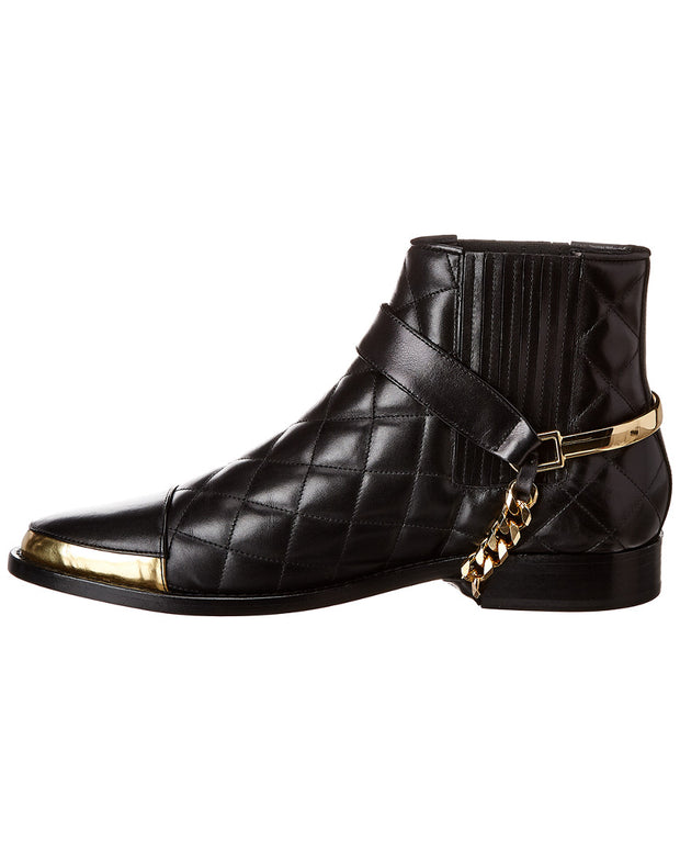 Balmain Leather Boot