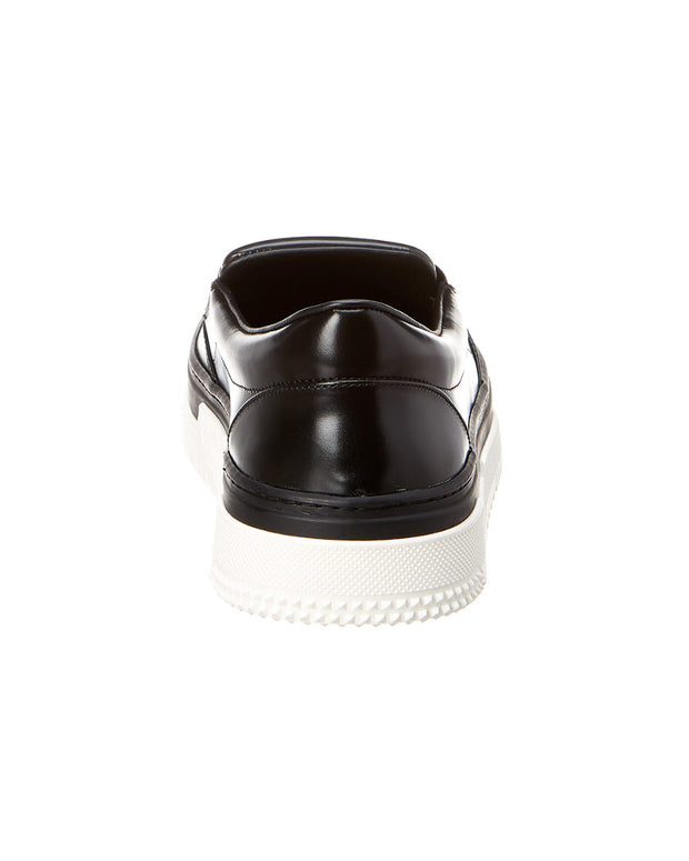 Valentino Leather Sneaker
