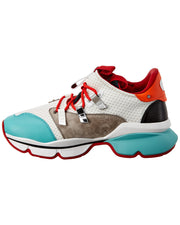 Christian Louboutin Red Runner Leather Sneaker