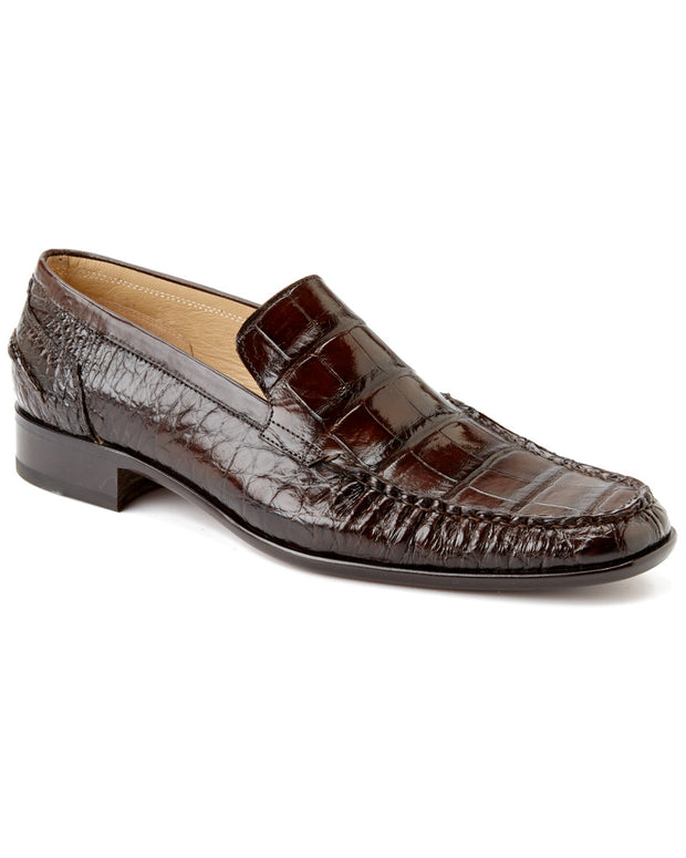 Caporicci Alligator Loafer