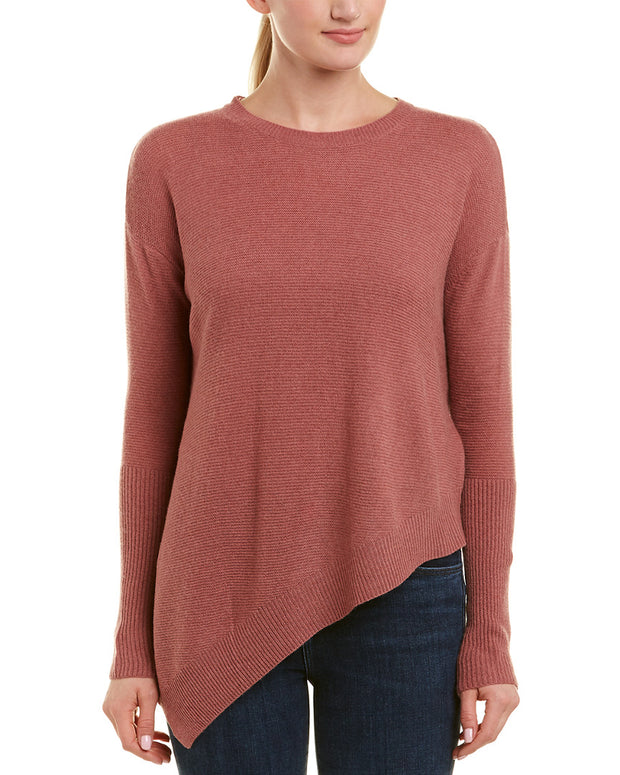 Acrobat Asymmetric Wool-Blend Sweater