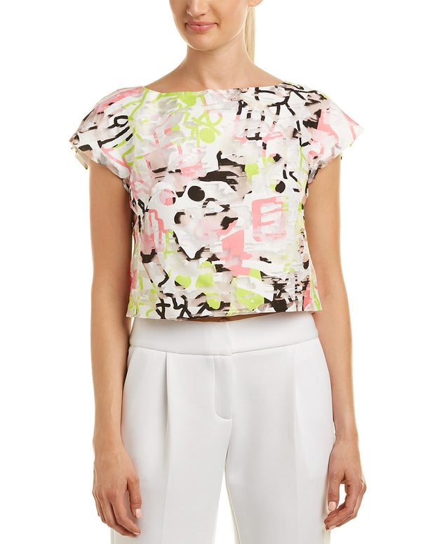 Milly Sophia Crop Top