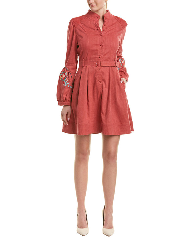 Keer Qiaowa Shirtdress