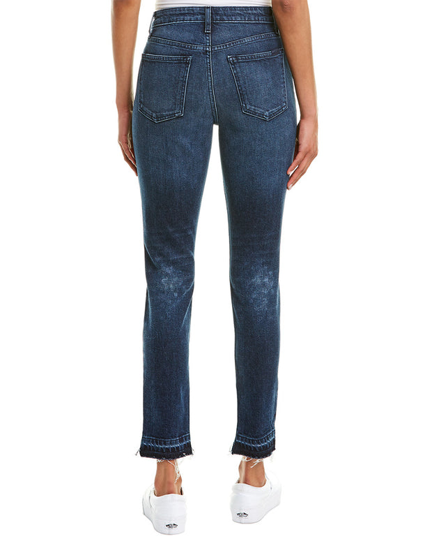 Joe's Jeans The Charlie Mikki High-Rise Skinny Ankle Cut