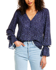 Parker Flare Sleeve Top