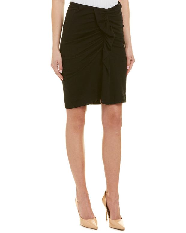 Isabel Marant Wool Pencil Skirt