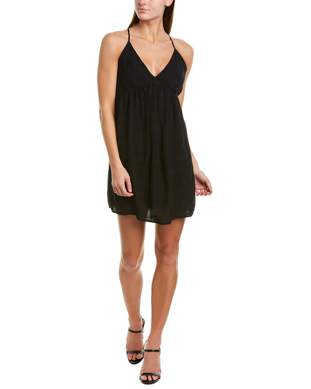 Bcbgeneration Spaghetti Strap Slip Dress