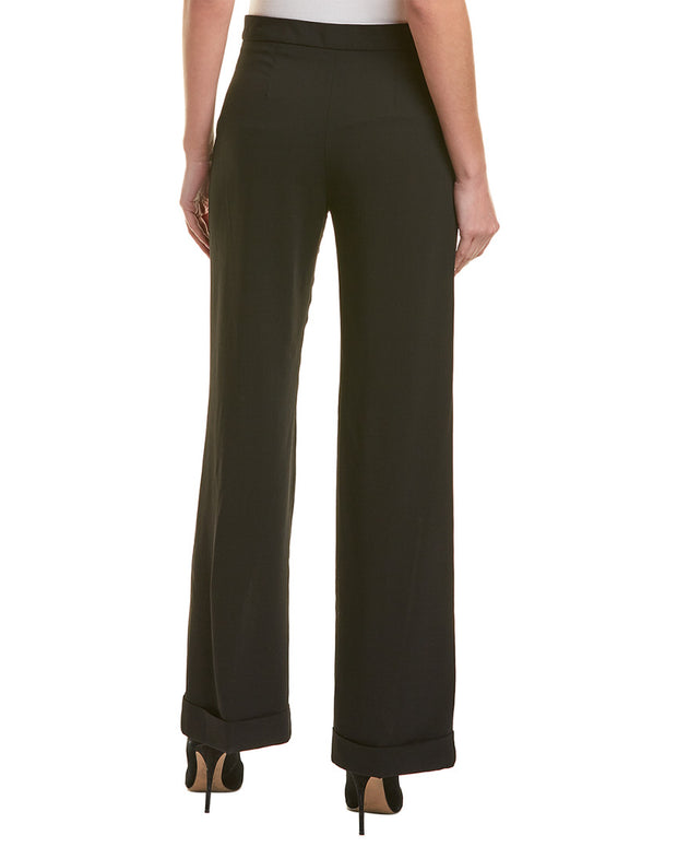 Reiss Trae Wide-Leg Wool Trouser