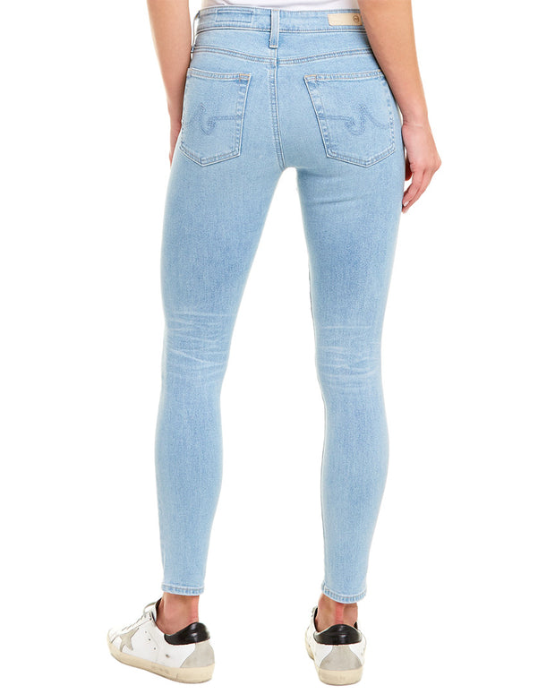 Ag Jeans The Farrah 18 Years Cgr High-Rise Skinny Ankle Cut