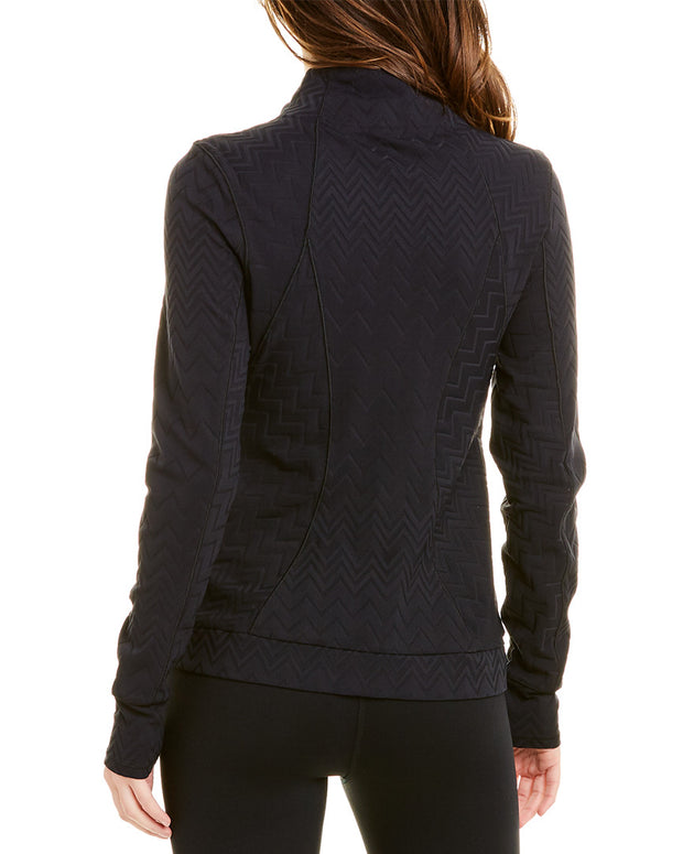 Shape Activewear Zig Zag Jacket