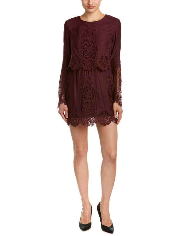 The Jetset Diaries Verona Tunic Dress