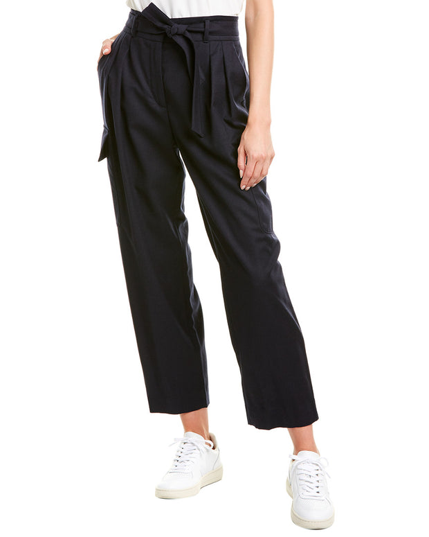 Weekend Max Mara Lago Wool-Blend Pant