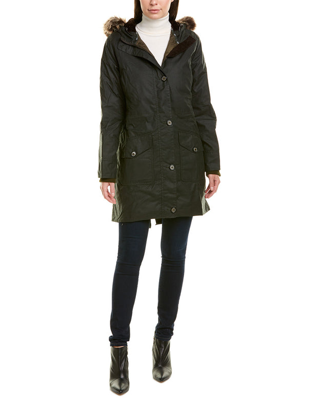 Barbour Fairlead Wax Jacket