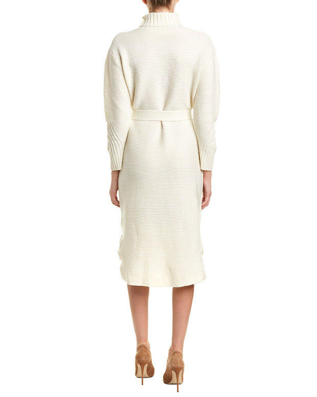 Asm Anna Wool-Blend Sweaterdress