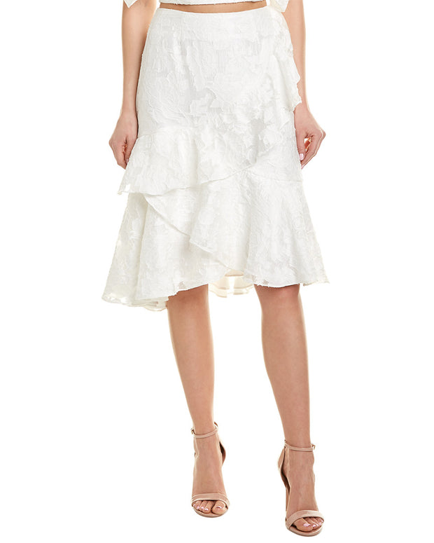 Keepsake Radar A-Line Skirt