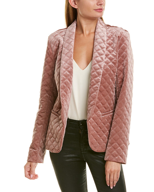 Willow & Clay Quilted Jacket