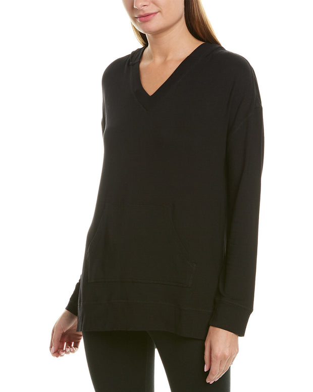 Marc New York Performance High-Low Hooded Tunic