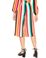 Sadie & Sage Leilani Striped Multicolor Pant