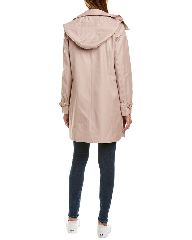 Tahari Medium Trench Coat