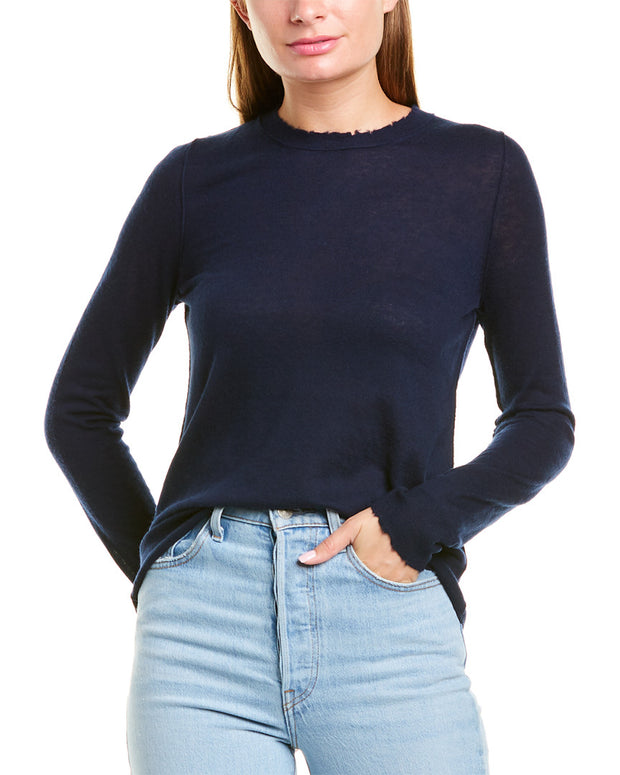 Zadig & Voltaire Miss Cp Cashmere Sweater